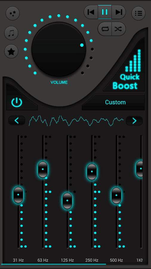 Bass Booster Pro Screenshot 0