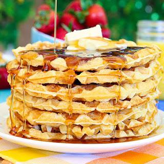 Italian Waffle Recipes