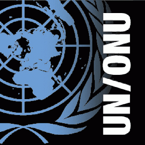 UNOG Events provides the list of events organized within the UN in Geneva APK Icon