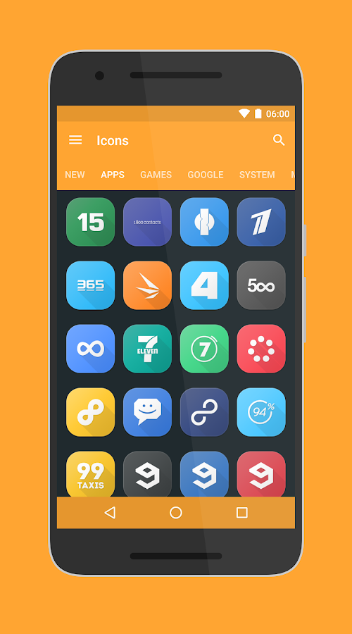 Toca UI - Icon Pack Screenshot 2