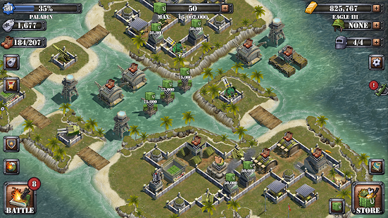 Free Download Battle Islands APK for Samsung