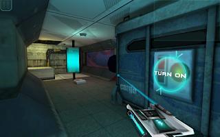 Screenshot of Fractal Space