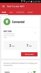 Free Red Pocket WiFi App APK for Windows 8