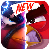 Download new angry birds revolution cheat APK to PC