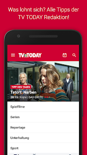 TV Today - TV Programm APK for Blackberry