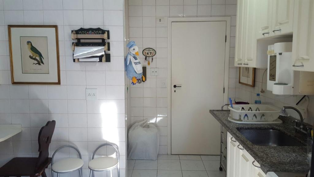 Apartamento à Venda - Moema