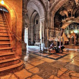 Jerusalem by Abu  Janjalani Abdullah - Buildings & Architecture Public & Historical ( public&historical, buildings&architecture )