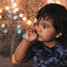 Thoughtful! by Avishek Bhattacharya - Babies & Children Child Portraits (  )