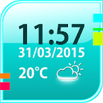 Simple Weather Widget APK Image
