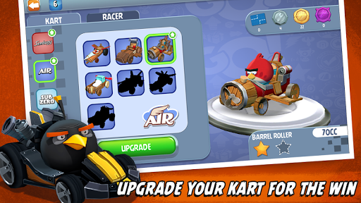 Angry Birds Go! screenshot 5