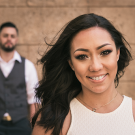 by Michael Keel - People Couples ( california, wedding, couple shoots, engagement shoot, portraits, palace of fine arts, san francisco )