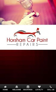 Horsham Car Paint Repairs - screenshot