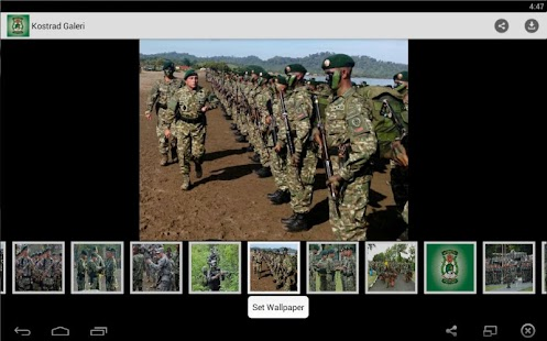 Kostrad Galeri - screenshot