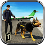 Airport Police Dog Duty Sim 1.2 Apk