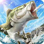 Download Bass Fishing 3D II APK on PC