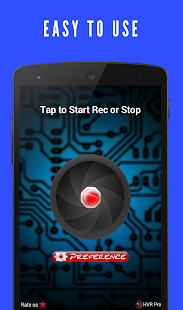 Hidden Video Recorder (Pro) - screenshot