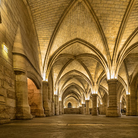 Conciergerie by Becky Kempf - Buildings & Architecture Public & Historical ( paris, conciergerie, dungeon,  )