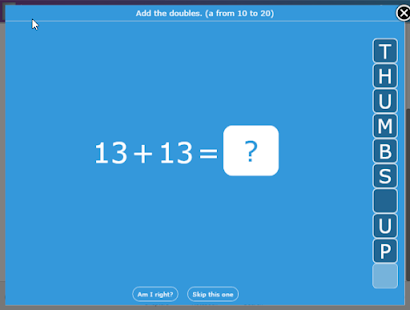 SG P1 Math Addition Strategies - screenshot