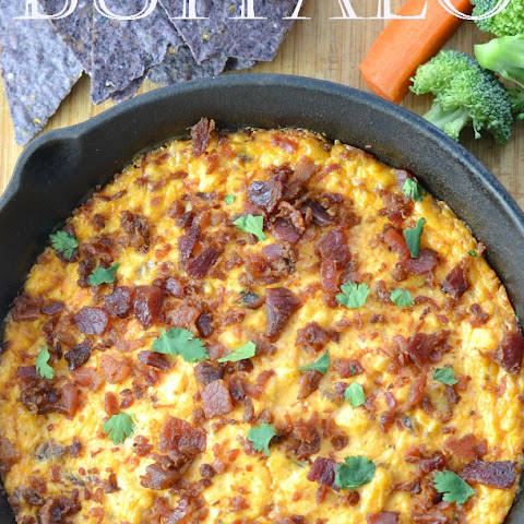 Buffalo Bacon Cheddar Dip