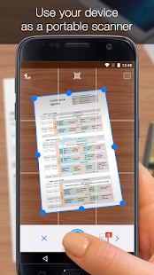 iScanner - PDF Scanner App Business app for Android Preview 1