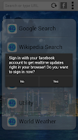 Screenshot of 4G Speedy Browser Turbo