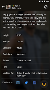 Grindr - Gay chat, meet & date Screenshot