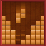 Puzzle Block Wooden Pieces Icon