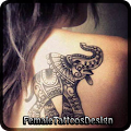 App Female Tattoo Design APK for Kindle