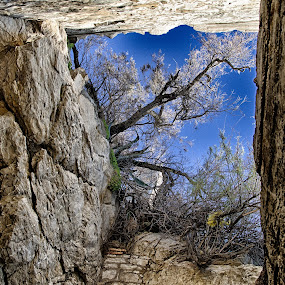 hole by Mislav Glibota - City,  Street & Park  City Parks ( raw, stijene, sike, croatia, sea, pentax k5, more, tamron 17-50f2, katalinića brig, split, 8, dalmatia, rock's )