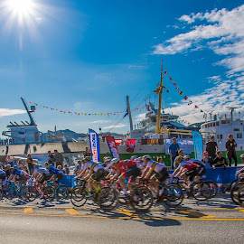UCI 2017 Road World Championship  by Espen Rune Grimseid - Sports & Fitness Cycling ( canon, bergen, world championship, cycling, uci, sport, sunshine, city, norway )