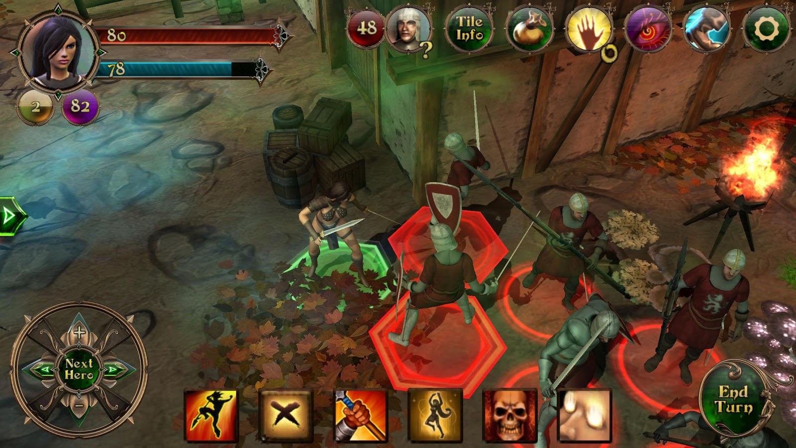 Demon's Rise 2 Screenshot 2