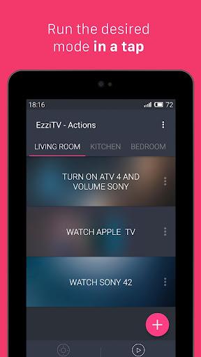 Universal Smart Remote Ezzi TV screenshot 14