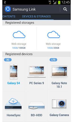 Samsung Link (Terminated) screenshot 3