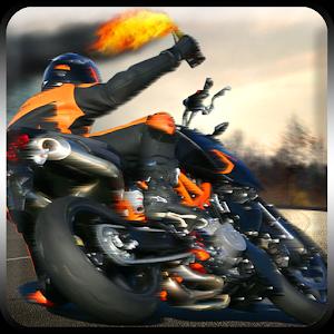 Cover art Death Moto