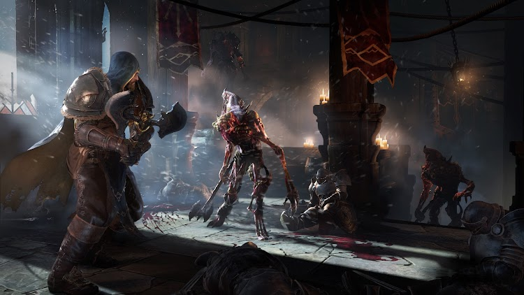 Lords Of The Fallen exec producer confirms a sequel is in production