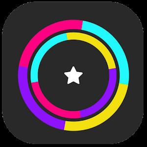 Switch Color 2018: Swap Twisty Circles Online PC (Windows / MAC)