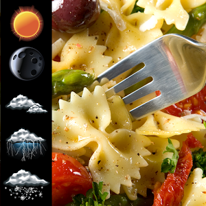 Weather Clock Widget Pasta APK