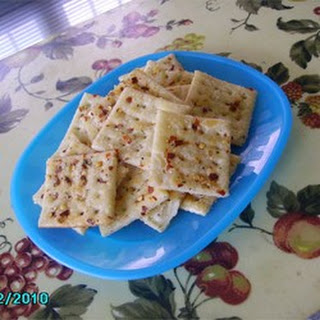 Saltine Crackers With Red Pepper Flakes Recipes