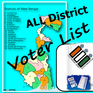 Download VOTER LIST WB (all District) For PC Windows and Mac