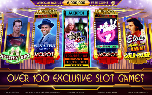 SLOTS - Black Diamond Casino screenshot 1