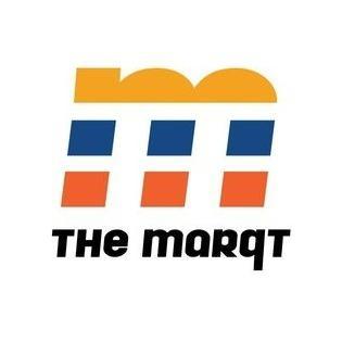 The marqt, ,  logo