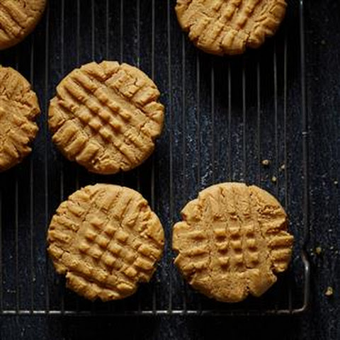 Peanut Powder Cookies