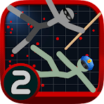 Stickman Warriors Heroes 2 For PC / Windows / MAC