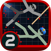 Stickman Warriors Heroes 2 APK for Bluestacks