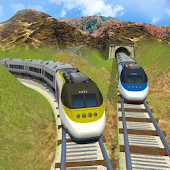 Download Super Driving Train Simulator APK to PC