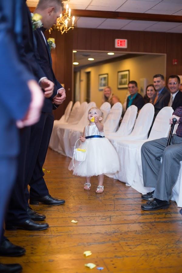 by Craig Gunter - Wedding Ceremony