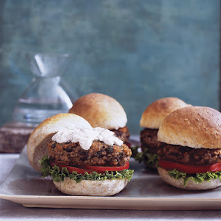 Bulgur And Bean Burger Recipes