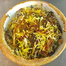 A Modern Biryani Feast
