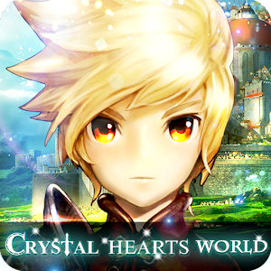 Crystal Hearts World For PC (Windows & MAC)