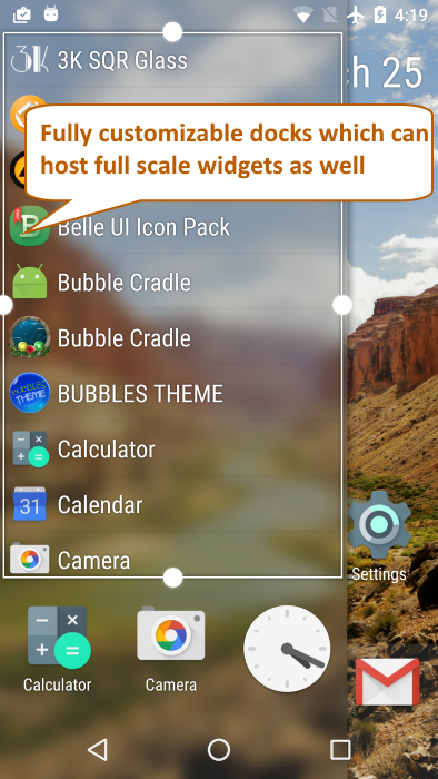 Launcher++ (Lpp) Screenshot 1